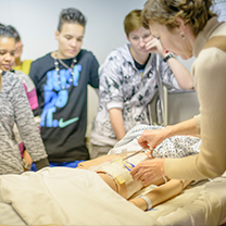 Sainte-Julienne - Institut de Formation en soins infirmiers - Photo